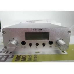 Transmissor 15 whatts