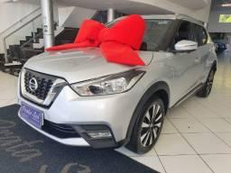 Nissan Kicks SL 1.6 CVT 2017 Top de Linha, Revisado Concessionária, Pneus Novos, Periciado