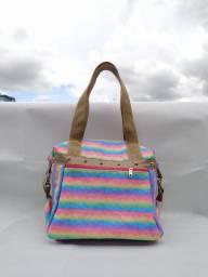 Lu Arte Bolsas - Bolsa 3 em 1 - Tie Dye