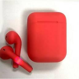 I12  TWS fone de ouvido Bluetooth 5.0