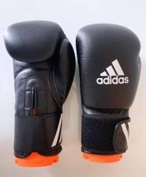 Luva de Boxe e Muay Thai Adidas Speed 50 - 16 OZ (Grátis suporte)