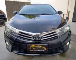 Toyota-corolla valor anunciado tem mais 20 mil de entrada