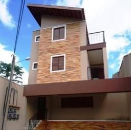 Oportunidade, apartamento, triplex, Guaramiranga, churrasqueira, praça, mobiliado