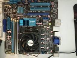 Kit AMD Phenom 2 x4 / 4GB ddr3 1600