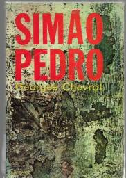 olx0043 livro - simão pedro - georges chevrot