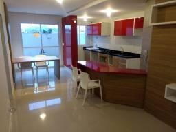 Anual centro Bal Camboriú, 1 suíte + 1 quarto + 1 vaga privativa + terraço privativo 40m2