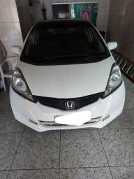Vendo honda fit dx  2013 2014