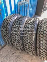 lote pneu reformado 295 caminhao