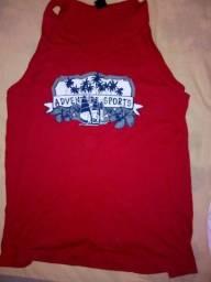 Camiseta masculina (Tam M)