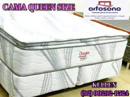 Cama Queen Size - Entregamos Hoje 11