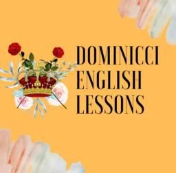 Aulas Particulares de Conversação em Inglês! ?