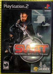 SWAT PS2 original aceito troca por jogo de PS4