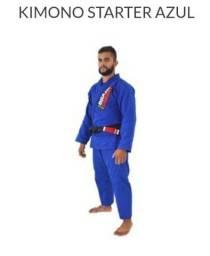 Kimono de Jiu jitsu A2 , azul ( novo )