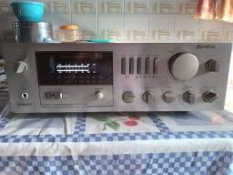 Amplificador Gradiente 366 em bom estado 100% funcional