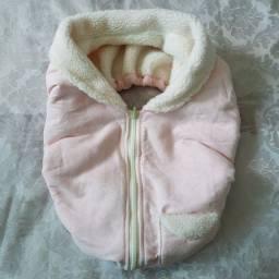 Cobertor Premium para cadeirinha CozyUp Cozy Carrier Cover by Kiddopotamus