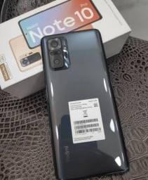 Redmi Note 10 Pro 8GB RAM /128GB Novo, Garantia, Lacrado, Entrega Grátis