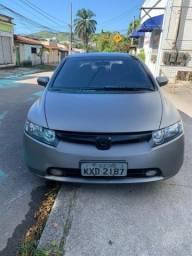 New Civic LXS automático SEGUNDO DONO
