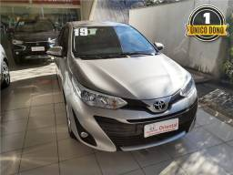 Toyota Yaris 2019 1.5 16v flex sedan xl multidrive