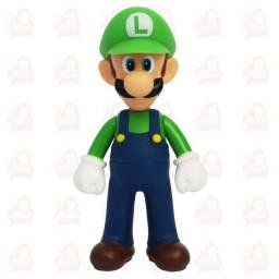 Título do anúncio: Personagens super Mário para colecionar em vinil