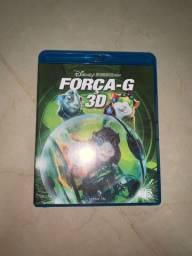 DVD Blu-ray 3D Força G