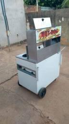 Carrinho hot dog, r$1.000.00