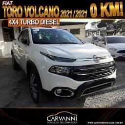 Fiat Toro Volcano 4x4 2021 Turbo Diesel Automática