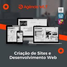 Agência de Marketing   Criação de Sites