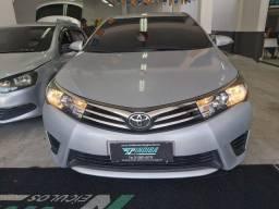 Toyota Corolla 2017 Entrada 15mil+48×1.300 fixas
