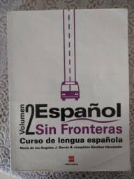 Livro Espanhol sem Fronteiras