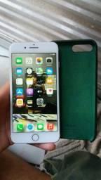 Iphone 7 plus 32gb otimo lindo
