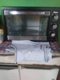 Vendo forno elétrico 38L funcionando perfeitamente