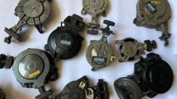 Puxador partida motor de popa