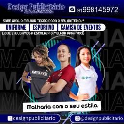 Malharia Design Publicitário