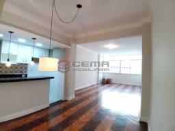 Apartamento à venda com 3 dormitórios em Flamengo, Rio de janeiro cod:LAAP34469