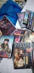 DVDs antigos 16 títulos a preço de 1