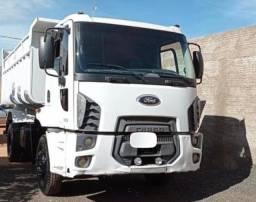 Ford cargo 1517/caçamba toco/2012