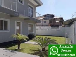 P.S CA0221- Casa nova com 3 dormitórios, vaga para 2 carros!