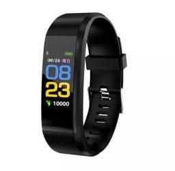 Relógio Inteligente Fit Smart à prova d'água + Entrega grátis.