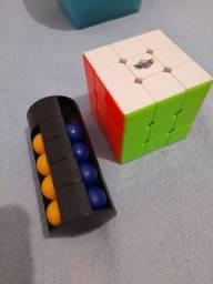 Giro mágico + Cubo mágico