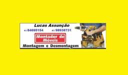 Montador de móveis em Paranaguá