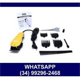 Máquina de Cortar Cabelo Profissional 110v * Fazemos Entregas