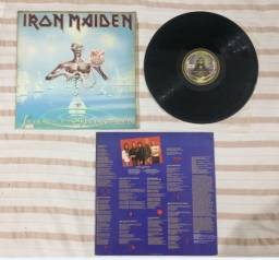 Vinil do Iron Maiden Seventh Son Of A Seventh Son