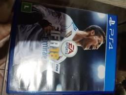 Fifa 18 Estado de novo PS4