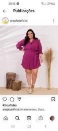 Vendo Vestido Plus size