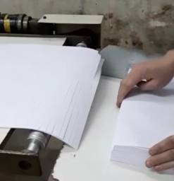 cortadeira papel sulfite
