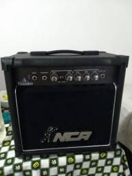 Cubo amplificado para guitarra 15w rms mod. Thunder nca