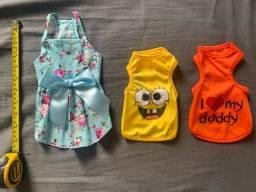 Vestidos Para Cadelas De Pequeno Porte