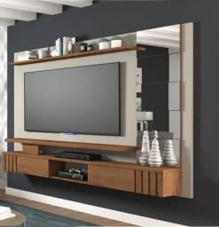 Murano - Painel Suspenso - aplique com 5 espelhos