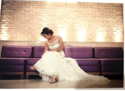 Vestido de noiva Martu impecável