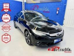 Título do anúncio: Honda Civic 2018 1.5 16v Turbo Gasolina Touring 4p CVT